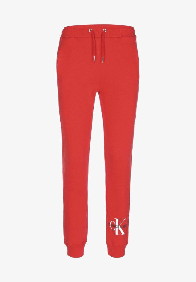 Pantaloni sportivi - racing red