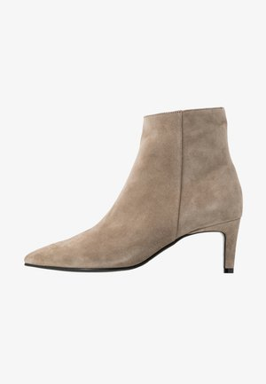 ENNY - Ankle boots - biscuit