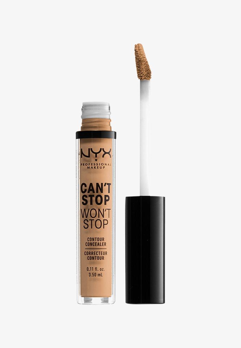Nyx Professional Makeup - CSWS CONTOUR CONCEALER - Concealer - 7.5 soft beige