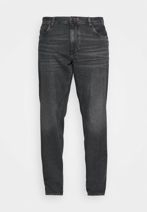 MADISON AGAR - Straight leg jeans - denim
