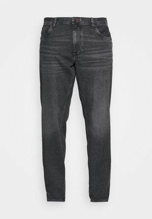 MADISON AGAR - Jeans a sigaretta - denim