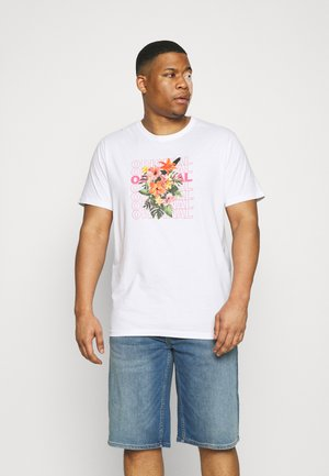 PHOTO TEE - T-shirt print - off-white