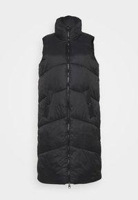 Vero Moda - VMUPPSALA  WAISTCOAT  - Waistcoat - black - 0