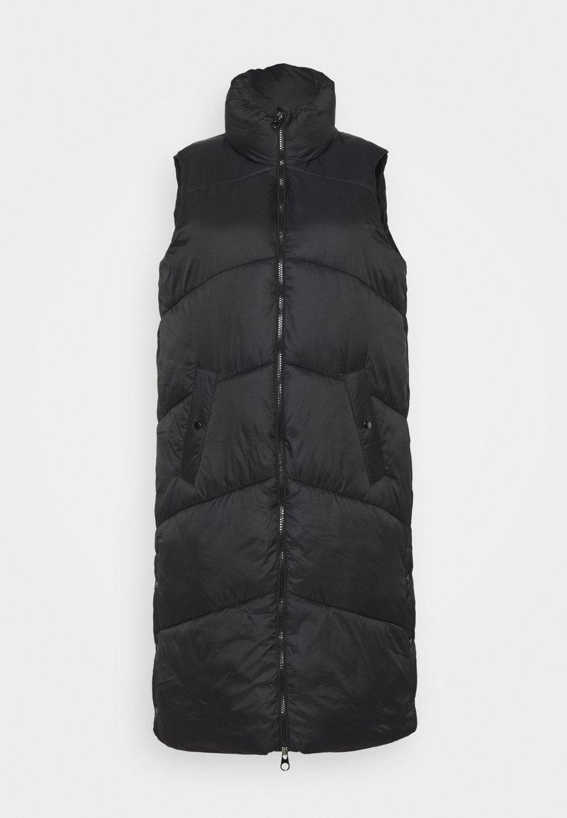 Vero Moda - VMUPPSALA  WAISTCOAT  - Waistcoat - black