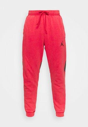 AIR PANT - Träningsbyxor - gym red/black