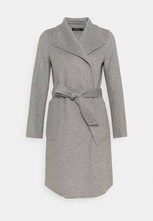 UNLINED COAT - Klasický kabát - pale grey
