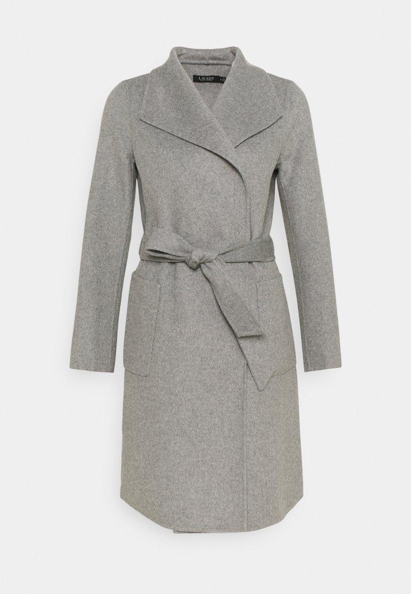 Lauren Ralph Lauren - UNLINED COAT - Klasický kabát - pale grey