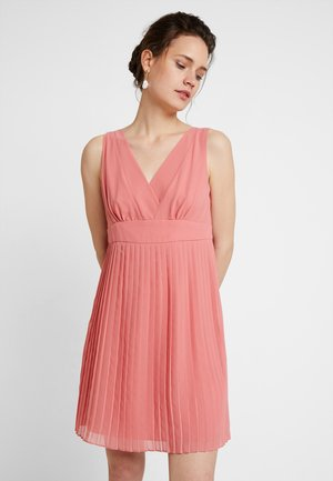 CLEMENCE  - Cocktail dress / Party dress - spice blush