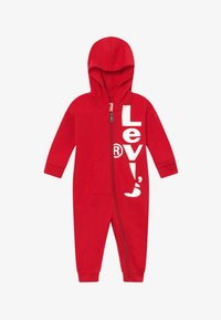 Levi's® - PLAY ALL DAY COVERALL - Jumpsuit - super red - 3