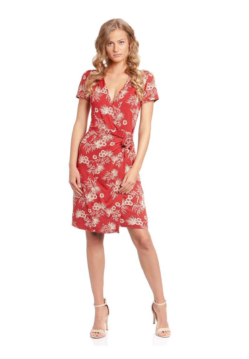 Vive Maria - HAWAII HULA  - Day dress - rot allover
