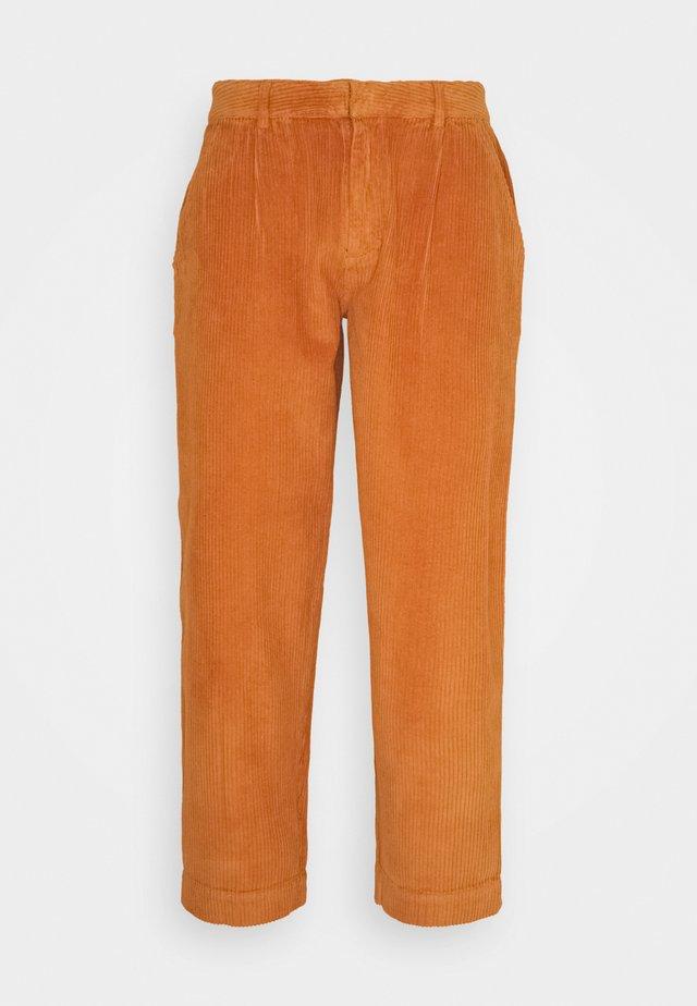 SIGNAL PANT - Kalhoty - amber