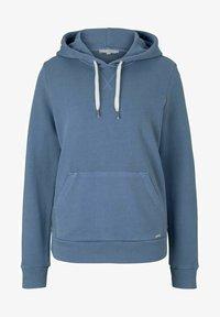 TOM TAILOR DENIM - Hoodie - soft mid blue - 0