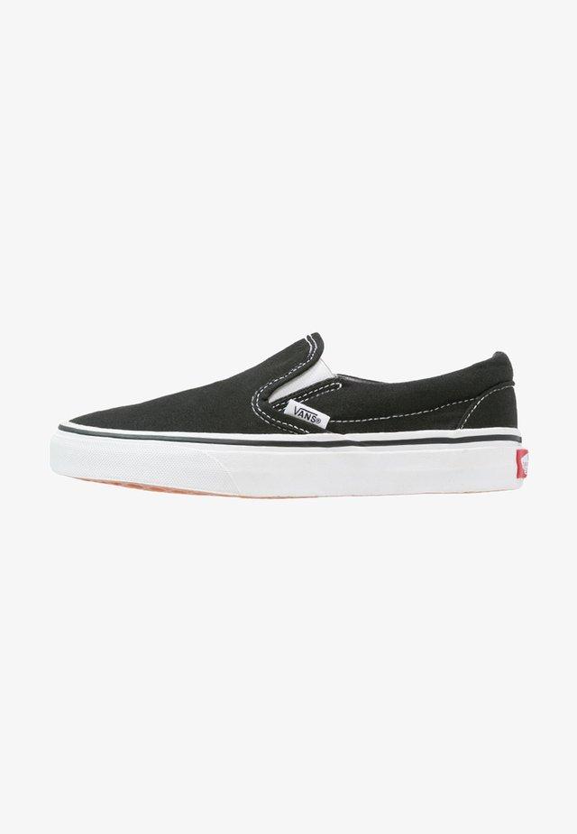 CLASSIC SLIP-ON - Mocasines - black