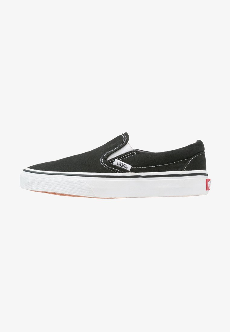 Vans - CLASSIC SLIP-ON - Loafers - black