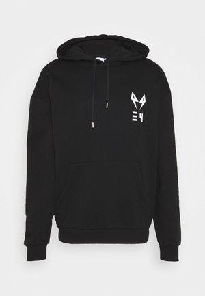 HIGHVIEW HOODIE UNISEX - Bluza z kapturem - black