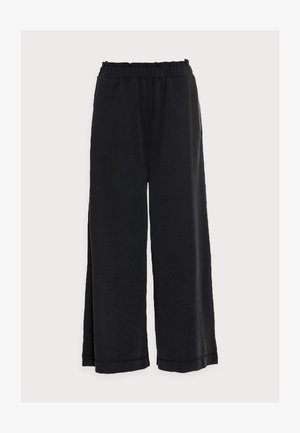 CULOTTE - Trousers - black