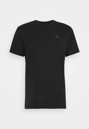 ESSENTIAL - Basic T-shirt - black