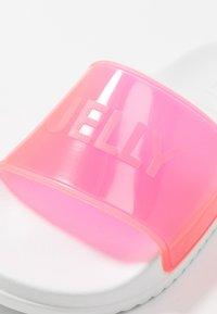 LEMON JELLY - OPAL - Pool slides - neon pink - 6
