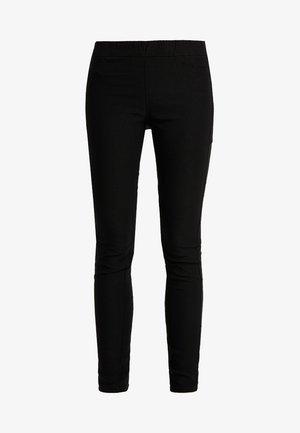 KAJOLEEN - Leggings - Trousers - black deep