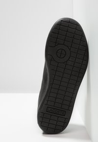 Lacoste - CARNABY EVO - Trainers - black - 5