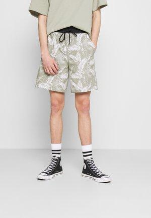 TROPICAL - Shorts - light kaki