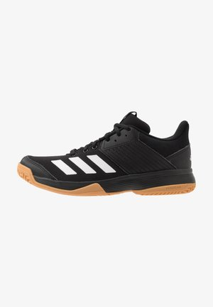 LIGRA 6 YOUTH - Obuwie treningowe - core black/footwear white