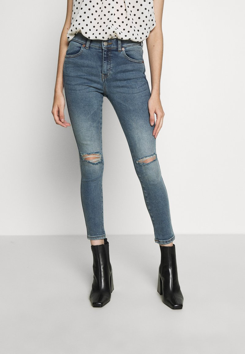 Dr.Denim Petite - LEXY - Jeans Skinny Fit - west coast blue
