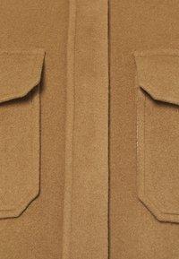 CLOSED - KALLY - Short coat - dark tan - 2