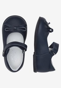Naturino - NATURINO BALLET - Ankle strap ballet pumps - blue - 1