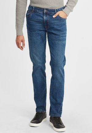 PILTO - Straight leg jeans - middle blue denim