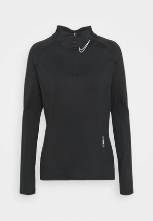 MIDLAYER - Sportshirt - black