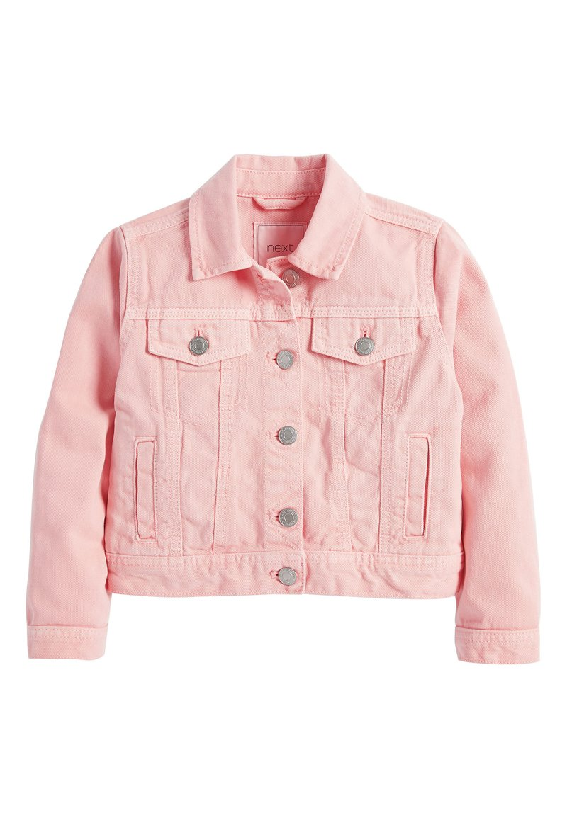 Next - Denim jacket - pink