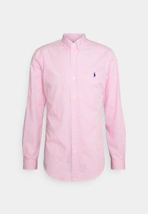 NATURAL - Košile - pink/white