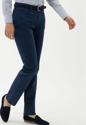 STYLE MARY - Pantalon classique - indigo