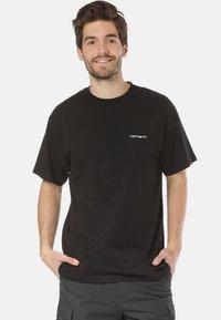 Carhartt WIP - Basic T-shirt - black - 0
