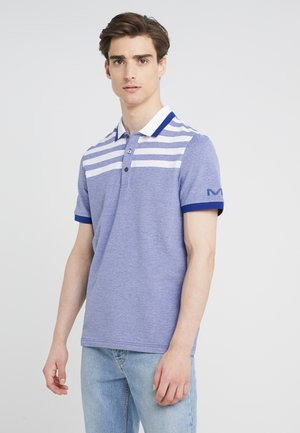 YOKE STRIPE - Pikeepaita - twilight blue
