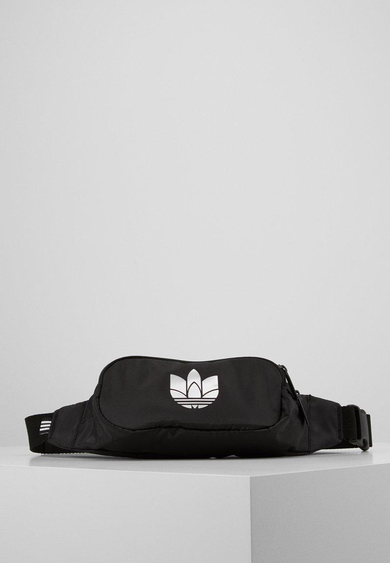 adidas Originals - ESSENTIAL WAIST - Bum bag - black