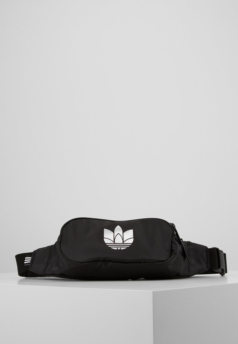 adidas Originals - ESSENTIAL WAIST - Bum bag - black