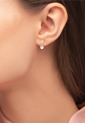 Boucles d'oreilles - rosegoldfarben