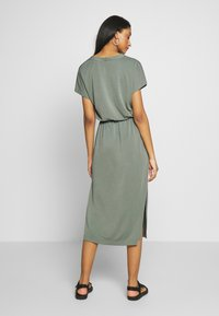 b.young - BYPOMMA DRESS  - Day dress - sea green - 2