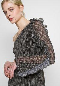 Stevie May - SPECKLE MINI DRESS - Day dress - black - 6