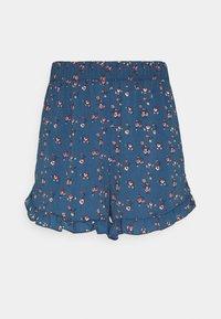 ONLNOVA LUX FRILL  - Shorts - bering sea