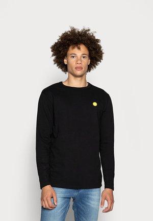 MEL - Långärmad tröja - black