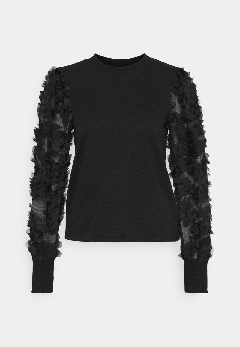 JDY - JDYFAIRVIEW - Sweatshirt - black