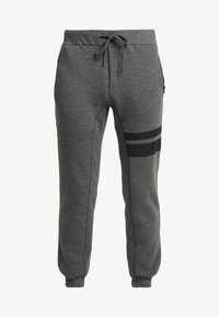 Pier One - Pantalon de survêtement - mottled dark grey - 3