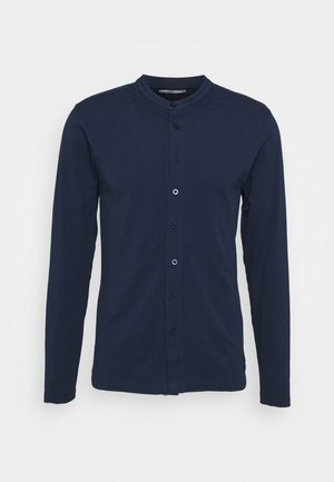 GALLOT GRANDAD - Shirt - navy