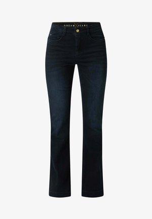 MIT STRETCH-ANTEIL MODELL 'DREAM' - Bootcut jeans - dunkelblau