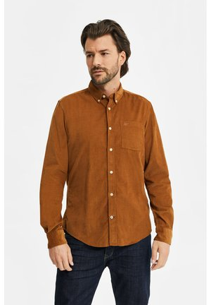 Camicia - cinnamon brown