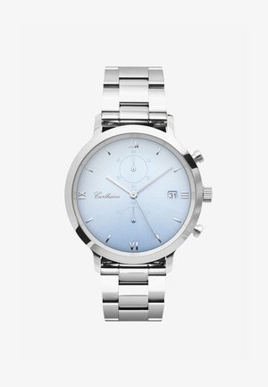 ADLER 42MM - Chronograaf - silver-blue