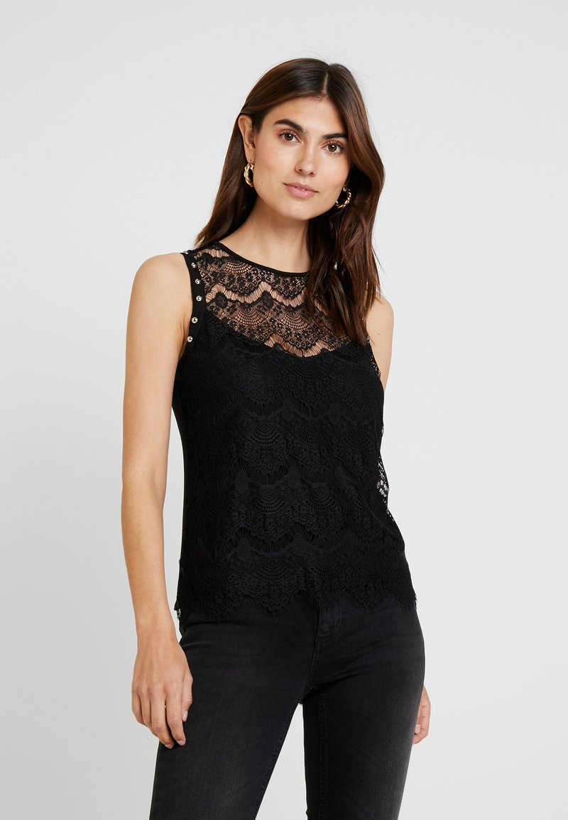 Guess - DOLLY - Top - jet black